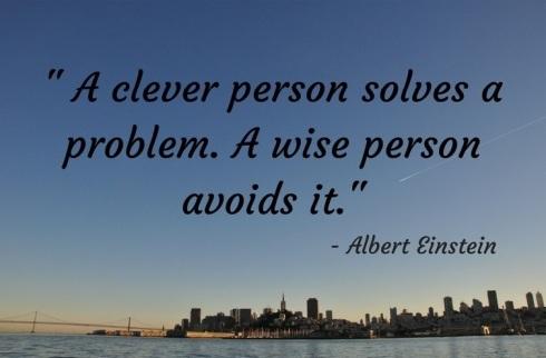 Einstein Quote 2