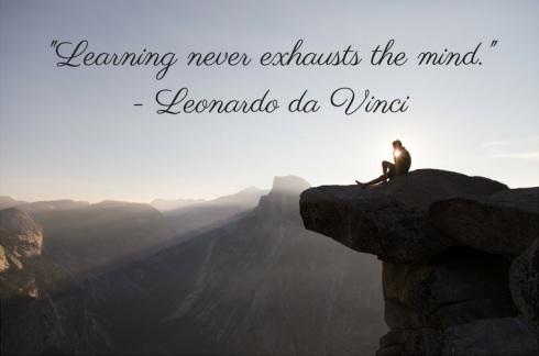 Leonardo da Vinci Quote 1